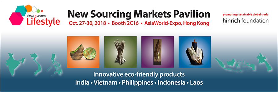 New Sourcing Markets Pavilion - Vietnam Handicraft Co , Ltd